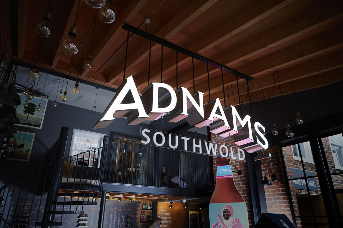 Adnams Brewery Visitor Centre, Southwold