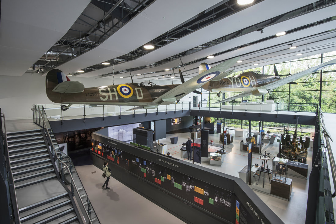 Battle of Britain Bunker Visitor Experience